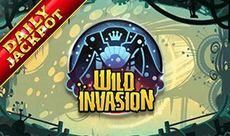 Wild Invasion Daily Jackpot
